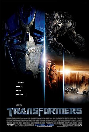 Poster de Transformers: la pelicula