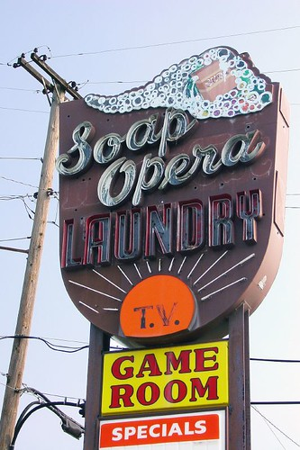 Soap Opera Laundry - Nashville, Tennessee