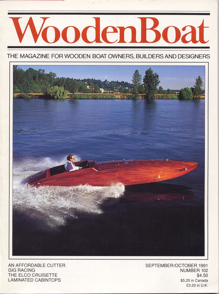 Classic Mahogany Speedboats Wooden Boat Repair Construction