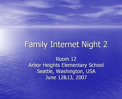 Family Internet Night 2