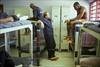 Direct Supervision - GOR-8834H (retimunloe) Tags: orangecountyjail inmates africanamerican dorm dormitory jail bunks directsupervision orlando fl unitedstates