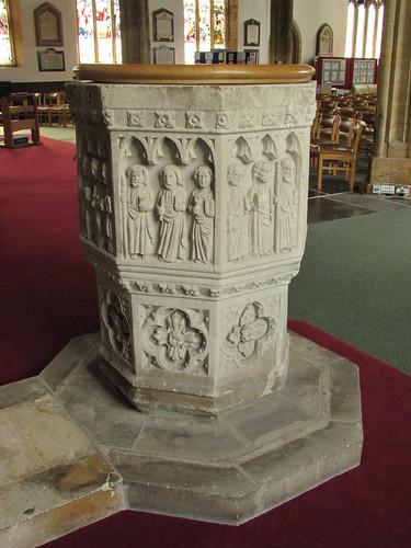 Taunton: Church of St James (Somerset)