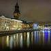 The German Church at Night