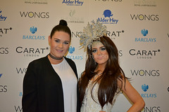 Guest and Ice Queen (James O'Hanlon) Tags: wongs liver building liverbuilding liverpool jewellers winter ball winterball barclays beth tweddle ray quinn celebrity event charity melanie sykes rayquinn bethtweddle
