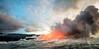 To the sea (Traylor Photography) Tags: morning hawaii smoke ocean colors sunrise lava molten charter steam pāhoa unitedstates us