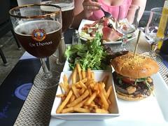 Lunch, Bordeaux!