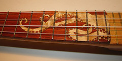 squid uke 2 (michelanious) Tags: ukulele banjo musical homemade squid instrument octopus cephalopod