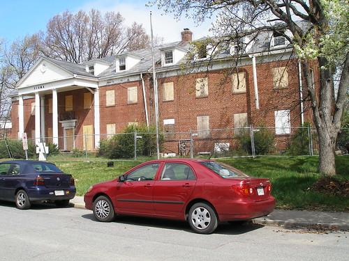 Sigma Chi Frat House