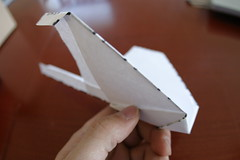 Sparrow Paper Airplane