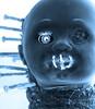 love child (Kelly Angard) Tags: baby art canon doll evil freaky nails haunting staples digitalrebelxt bowlingpin kellyangard efs1755mm kellyafineartphtoography