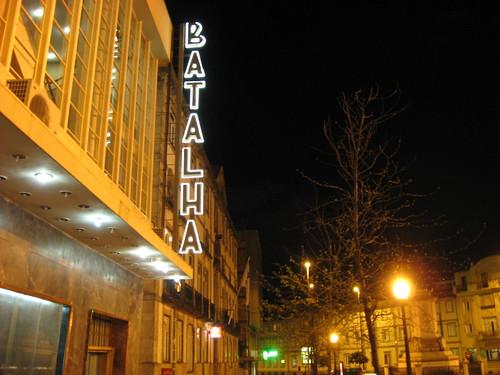 Theater in Porto.