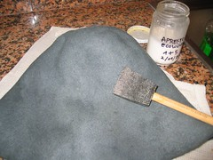 The rantings of a MAD HATTER … » Making a cloche hat from