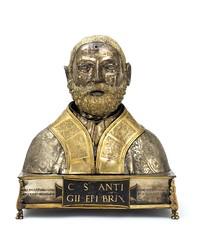 Reliquary Bust of St Antigius