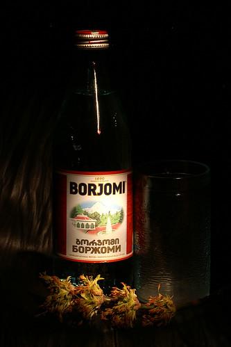 Последняя бутылка Боржоми