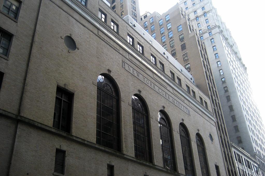NYC: American Stock Exchange