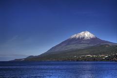 Pico (PedroMadruga) Tags: canon 350d pico neve hdr azores açores abigfave pedromadruga lajesdopico