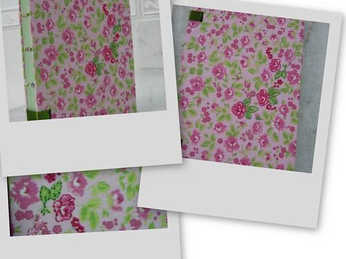 Troca verde e rosa - detalhes