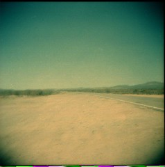 Desert Road (Squid Ink) Tags: road mexico desert baja