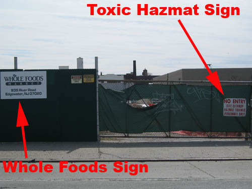 Whole Foods Hazmat