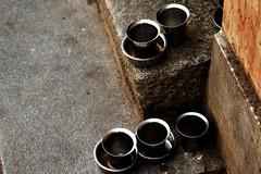 3 Coffee/Tea on the footpath