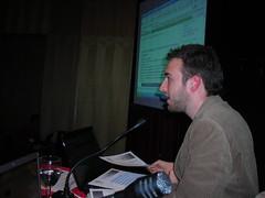 Juanlu y el blog de la Expo