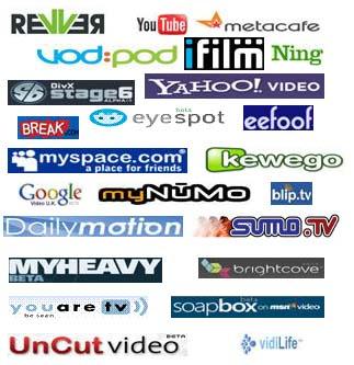 Onlarca Video Sitesi (Youtube Kapandı Diye Üzülmeyin)