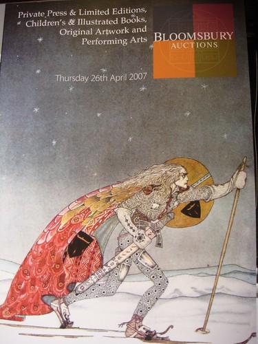 Bloomsbury catalogue