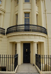 Porch, Brunswick Square, Hove, East Sussex (buildings fan) Tags: door sussex hove brunswick porch eastsussex regency stucco