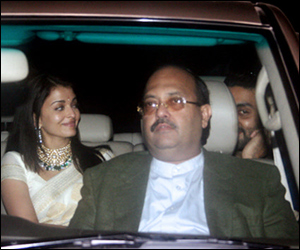 abhishek bachchan aishwarya rai engagement picture