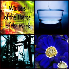 Winners of Theme of the Week: Blue