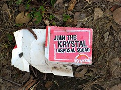 join the krystal disposal squad?