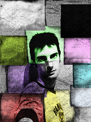 Myself, squared. (MadSylvester) Tags: selfportrait color me colors collage myself square squares collages squared