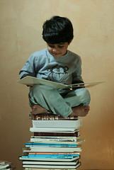 Child & Book Adventure (*) Vol.2 (PRE ~) Tags: book child story pure doha qatar