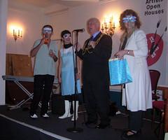 Prize masks