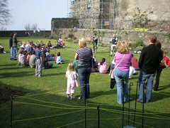 Animacin en el Castillo de Stirling (Vazquez) Tags: por vazquez trainspopping