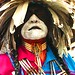 A Pow Wow Chief by Nihihiro & Shihiro