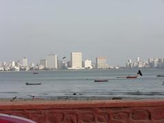 View of Hilton Towers Mumbai