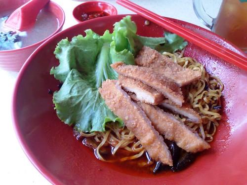 Pork Chop Noodle