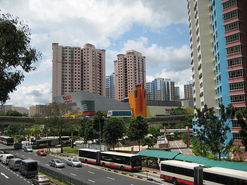 bukit panjang shopping center