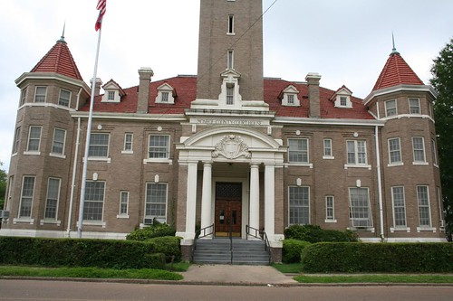 Monroe County, Arkansas Court House