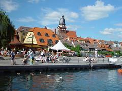 Waren Hafen (Pete Shacky) Tags: germany deutschland mritz waren