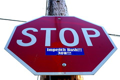 NOW!!! (jahat) Tags: street pasteup art sign oregon altered canon portland eos graffiti 30d bfv1