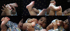 "{ 6 steps For A Healthy Baby Exercise + Meal =D } (    Neutral --"") Tags: baby feet girl fun foot healthy funny toe exercise finger small touch leg health tiny short meal slip grip gala cure"