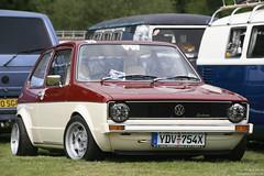 IMG_4717 (cybertect) Tags: vw golf volkswagen explore mk1 canoneos5d canonef75300mmf4556isusm dubsatthepark