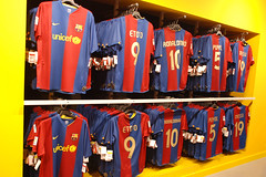 Famous names of Barcelona FC