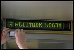 Between Xining and Lhasa. (KonradS) Tags: china train altitude railway 中国 青海 西藏 火车 higest qinghaitibetline 5063m