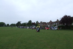 Woodhatch Car Boot sale (in the rain)