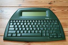 The AlphaSmart - a proto XO?