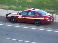 State Patrol (mestes76) Tags: cars minnesota traffic lakes parks police vehicles duluth lakesuperior statepatrol 050807 lakewalk leiferiksonpark trafficstop