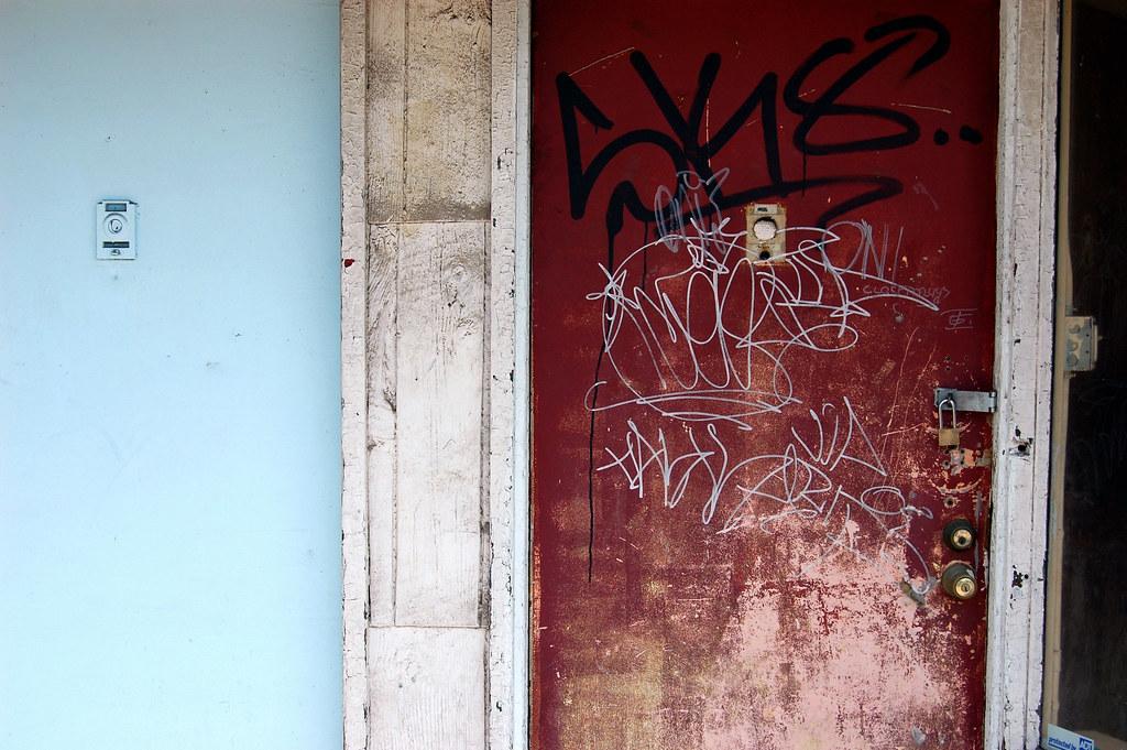Park St Door
